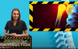 MUSCULOSKELETAL INJURY PREVENTION-CONSTRUCTION