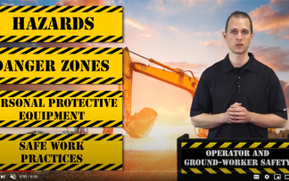 OPERATOR AND GROUND WORKER SAFETY