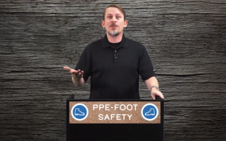 PPE-Foot Safety