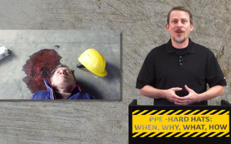 PPE-Hard Hats: When, Why, What How