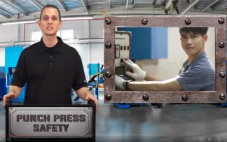 PUNCH PRESS SAFETY