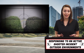 Responding to an Active Shooter INCIDENT