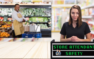 STORE ATTENDANT SAFETY