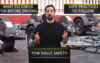 TOW DOLLY SAFETY