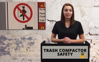 TRASH COMPACTOR SAFETY