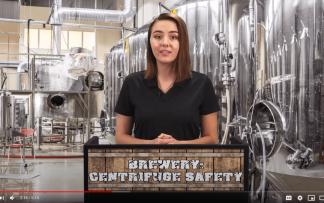 BREWERY: CENTRIFUGE SAFETY