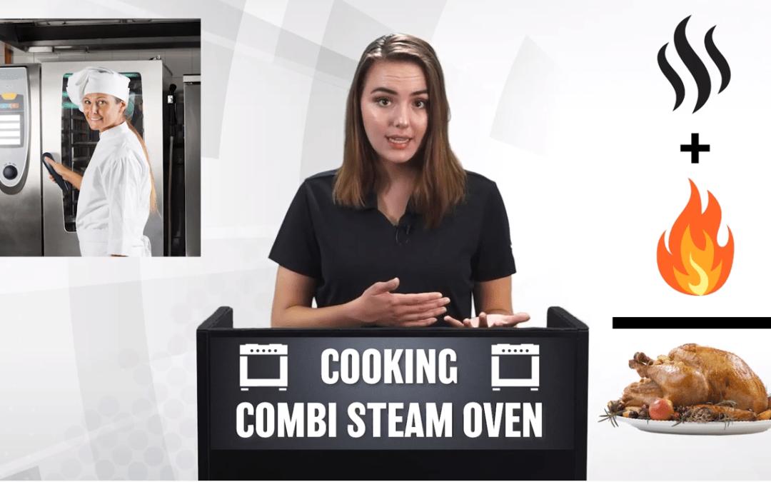 COOKING: COMBI STEAM OVEN