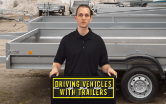 DRIVING VEHICLES WITH TRAILERS