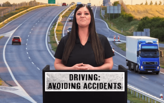 DRIVING: AVOIDING ACCIDENTS