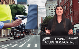 DRIVING: ACCIDENT REPORTING