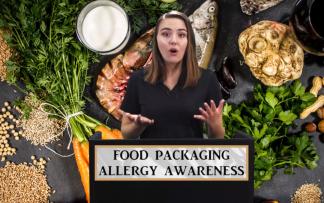 FOOD PACKAGING: ALLERGY AWARENESS