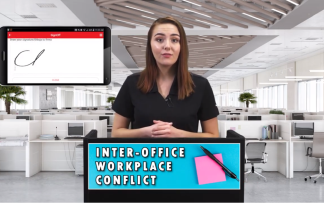 INTER-OFFICE WORKPLACE CONFLICT