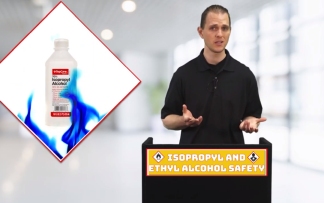 ISOPROPYL AND ETHYL ALCOHOL SAFETY